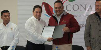 Presentan a nuevo delegado de Conafor en Hidalgo