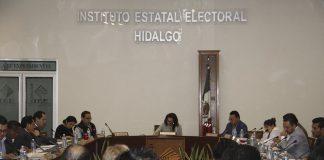Celebración de debates en Hidalgo