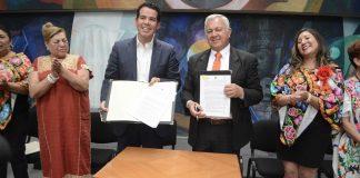 UTTT firma convenio para la profesionalización de las mujeres