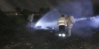 Se registra fuga de combustible en Atitalaquia