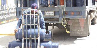 Baja precio del Gas LP en Pachuca