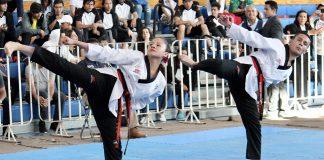 Taekwondoines y judokas hidalguenses, a Olimpiada Nacional