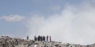 Determinarán especialistas daño ambiental por incendio en basural