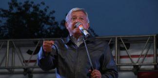 AMLO cierra campaña en Pachuca