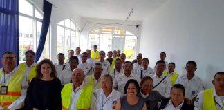 Capacitan a agentes de Tránsito de Tulancingo