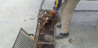 CAAMT llama a no tirar basura para evitar contigencias