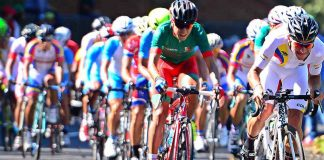 Asume José Carlos Valdés dirigencia del ciclismo estatal