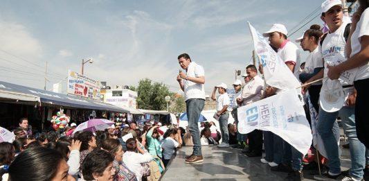 Edwin Hernández, seguro de lograr el triunfo