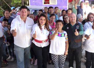 Emilse Miranda y Lorenzo Arroyo realizarán cierre de campaña