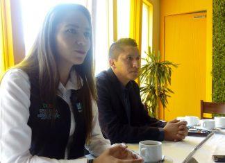 Eréndira Contreras presentó su balance de campaña