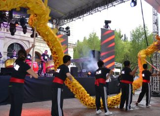 Inaugura ISSSTE Festival Cultural Interfaz
