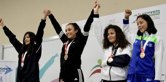Cierra Hidalgo su participación en Olimpiada Nacional