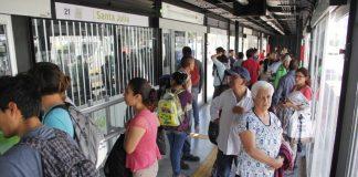 Aún sin fecha para reabrir estación Zona Plateada de Tuzobús