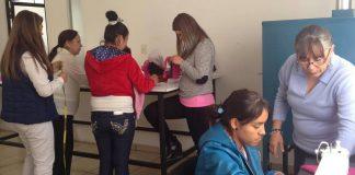 Embarazadas en situación vulnerable encuentra apoyo cerca de Hidalgo