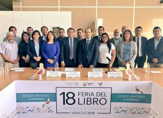 Presentan Feria del Libro Infantil y Juvenil con Guerrero como invitado