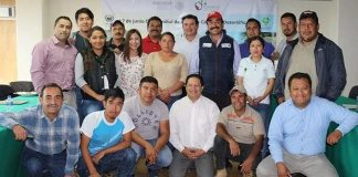 Capacitan a promotores forestales de 9 municipios