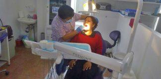 DIF ofrece consulta dental a bajo costo