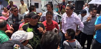 Molesta a comerciantes cierre de calles por Foideh