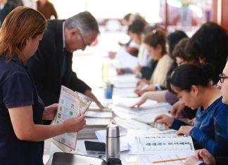Jornada electoral se ha llevado en paz en Ixmiquilpan