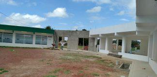 Centro de Desarrollo Comunitario Jaltepec registra 85% de avance