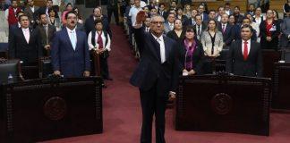 Designa a Raúl Arroyo como nuevo procurador de justicia
