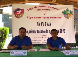 Lanzan la Liga de Futbol Femenil de la Zona Centro