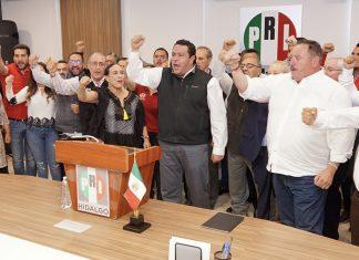 Presenta PRI su postura sobre los resultados electorales