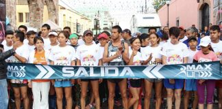 Arranca serial de atletismo en Tizayuca