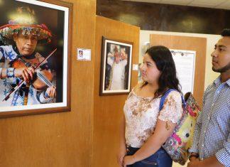 """Buscan sensibilizar con exposición """"Los colores de México"""""""