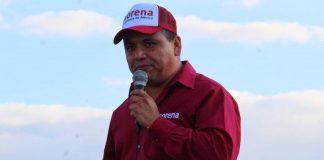 Diputado electo de Morena se reúne con campesinos