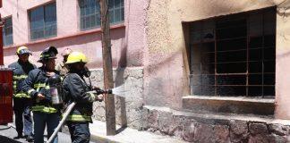 incendios centro pachuca