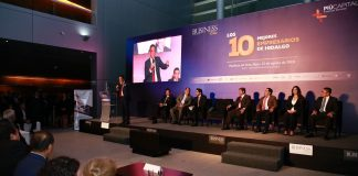 Business Class México dedica su primer número a Hidalgo