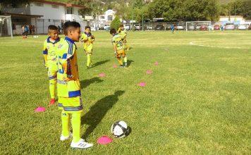 Realizan torneo de academias de futbol Tigres Cemex