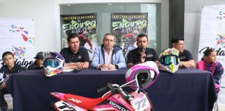 Anuncian fecha de Campeonato Nacional de Enduro