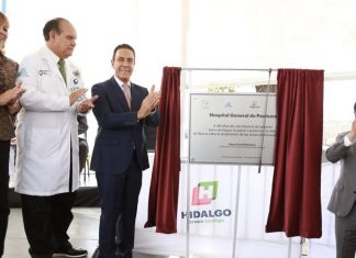 Celebra 40 años el Hospital General de Pachuca