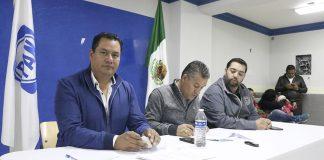 Rechazan acusaciones de militantes del PAN contra dirigencia