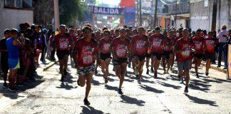 Santiago Tulantepec será sede de serial atlético