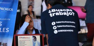 Acuden más de 3 mil a la Feria Nacional de Empleo para Jóvenes