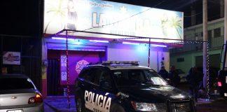 Fuerza Especial Conjunta clausura bares en Tulancingo