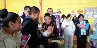 Semana de Salud de la adolescencia en Acaxochitlán
