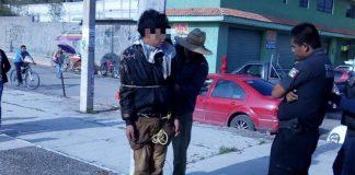Retienen a joven en Actopan por presunto robo
