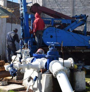 CAAMT mejora suministro y distribución de agua potable