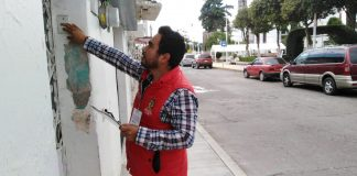 Detectan falsos inspectores del CAASST en colonias altas