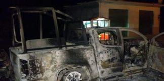Policía municipal mata a una persona en operativo, pobladores queman tres patrullas