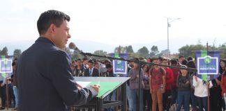 Becado el 85% del alumnado de la UTec Tulancingo