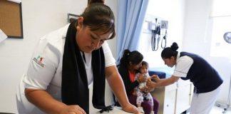 Anuncian campaña intensiva por vacunas faltantes
