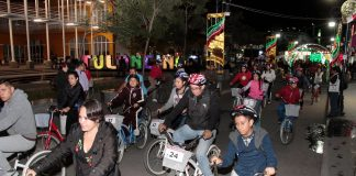 Dirección de Cultura Física prepara Noche de Bici de Terror
