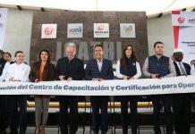 Inauguran Centro de Capacitación en Atitalaquia