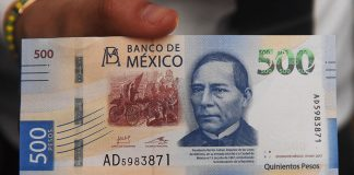 Alerta Banxico por la circulación de billetes falsos de 500 pesos