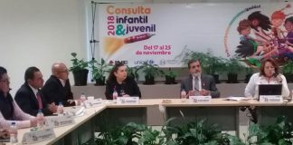Esperan que 98 mil niños hidalguenses participen en Consulta del INE